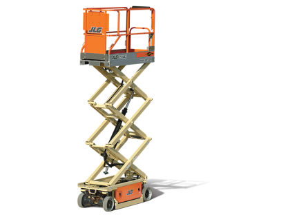 19 Foot Scissor Lift hire