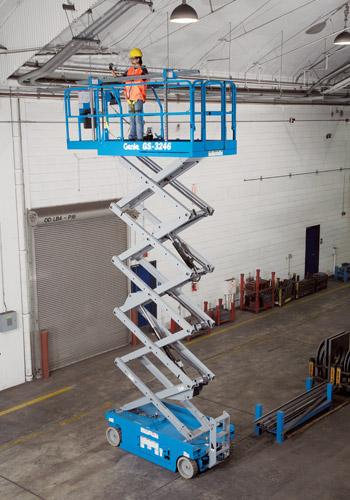 adelaide scissor lift hire
